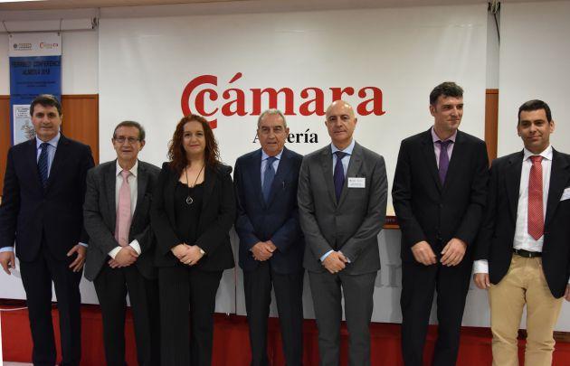 Conferencia de FERRMED en Almería