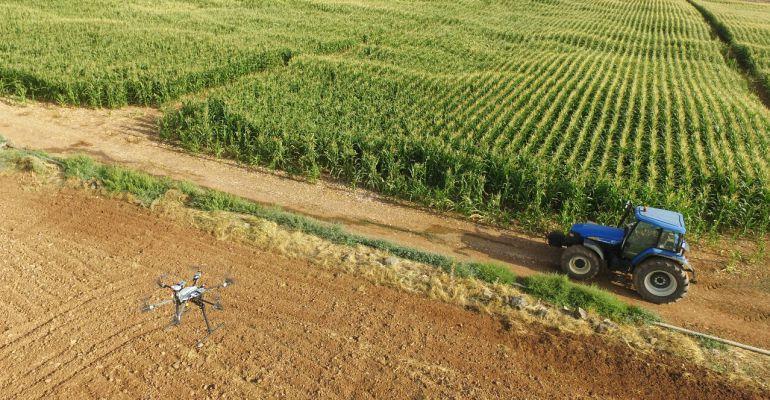 Cs pide una unidad de drones para vigilar las zonas agrícolas en San Javier