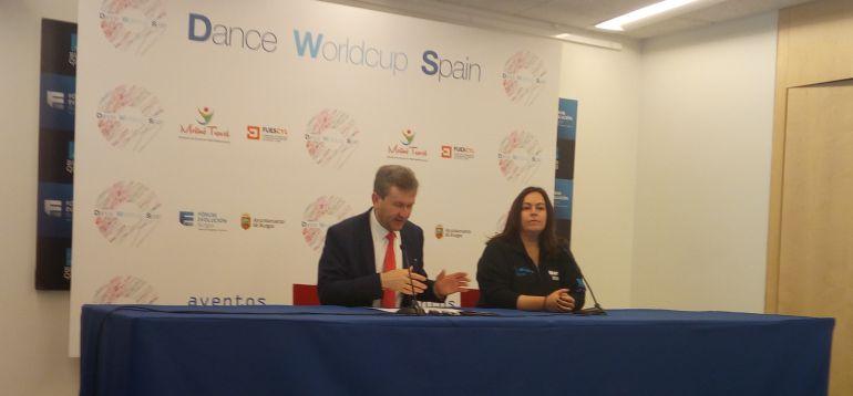 Dance world cup: 1.800 bailarines participan desde este jueves en el Dance World Cup España, en Burgos