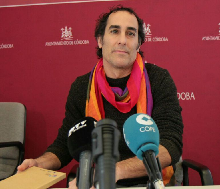 Juan Hidalgo, concejal de Servicios Sociales.