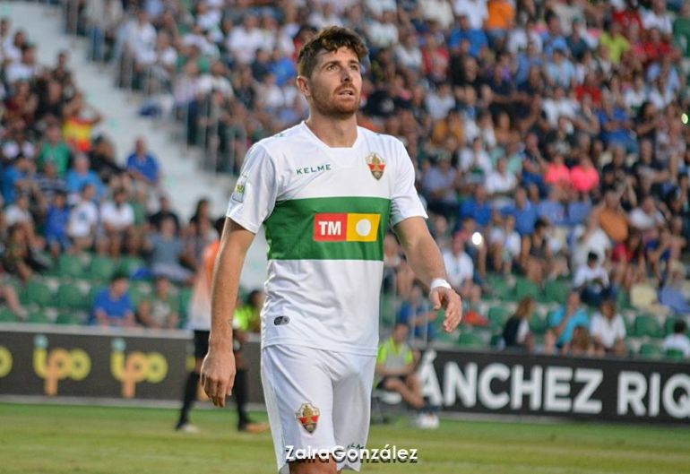 Javi Flores ha marcado cuatro goles esta temporada