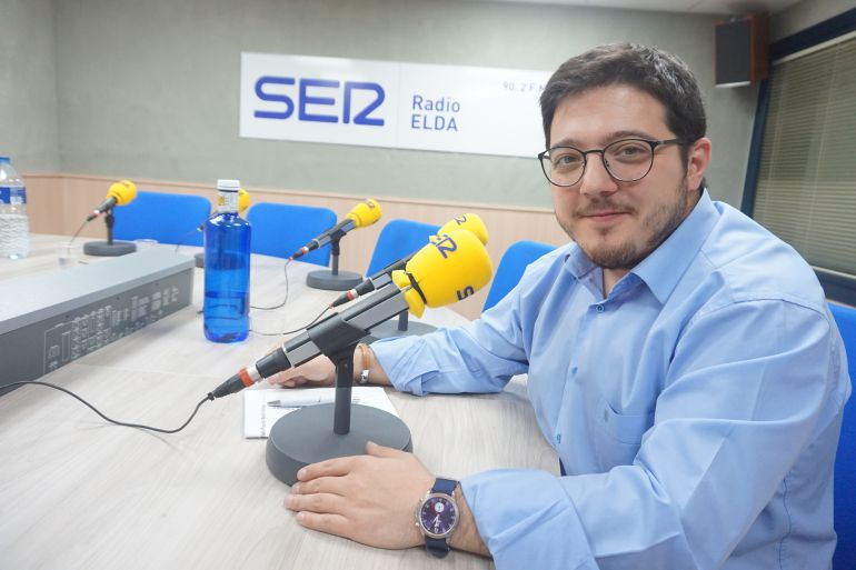 Lorenzo Lorenzo en Radio Elda Cadena SER