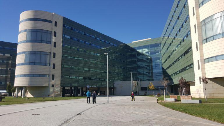 Hospital San Cecilio de Granada, en el PTS