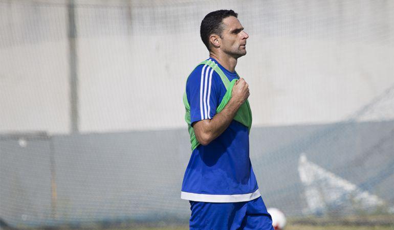 """Segunda B: Núñez: """"No creo que se trate de que los jugadores no tengamos ganas"""""""
