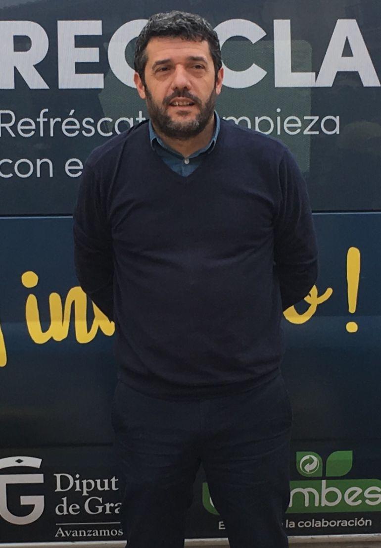Francisco Sánchez Cantalejo, teniente alcalde en el Ayuntamiento de Motril