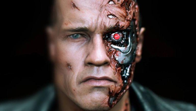 ¿El aeropuerto de Terminator?