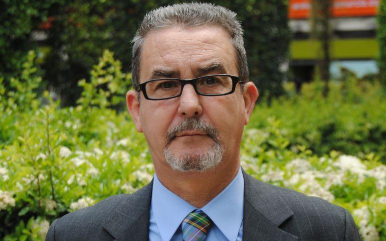Francisco Martínez Campos, actual jefe de control de la televisión autonómica de la Región de Murcia.
