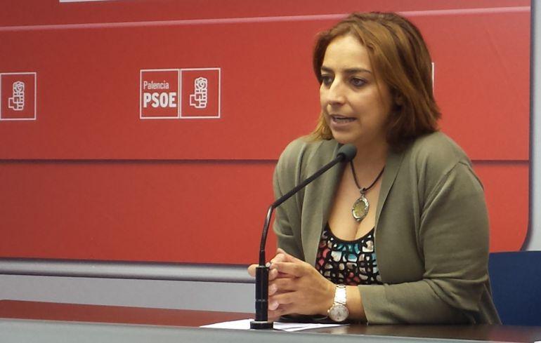 Miriam Andrés, secretara provincial del PSOE