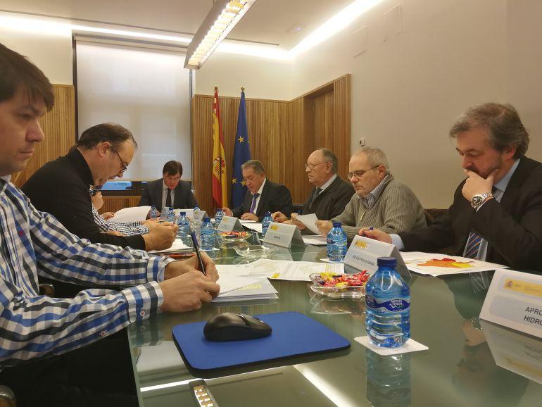 Reunión de la Comisión de la Sequía