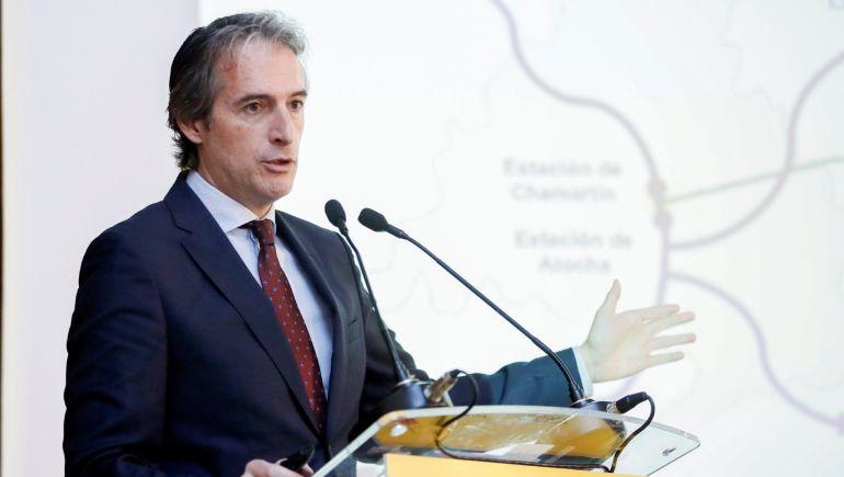 El ministro de Fomento Iñigo de la Serna