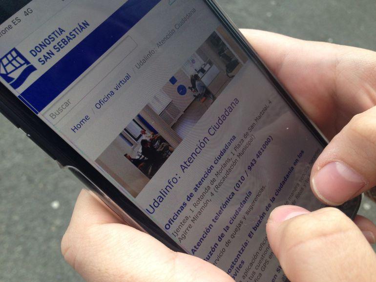 La mayoría de las operaciones realizadas, un 60%, se hicieron vía internet y vía app móvil Dpostontzia.
