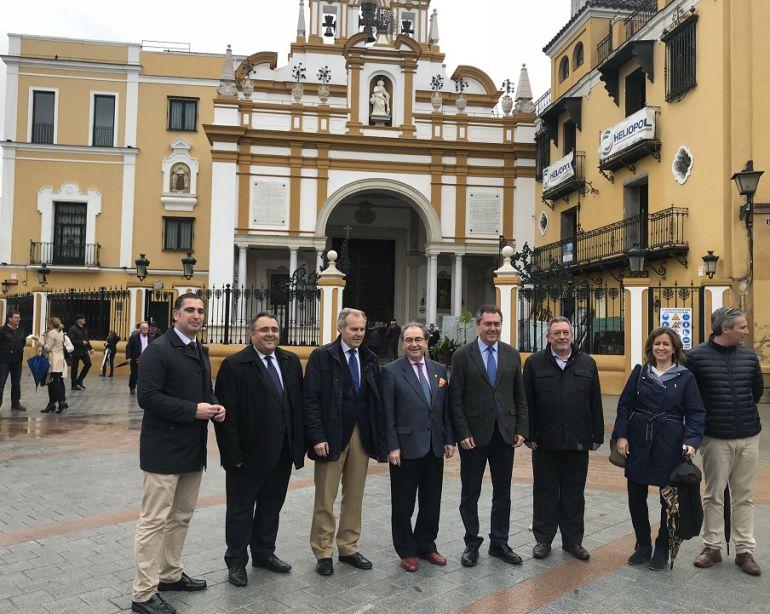 Macarena Sevilla: Una plaza peatonal para el entorno de la Basílica de la Macarena