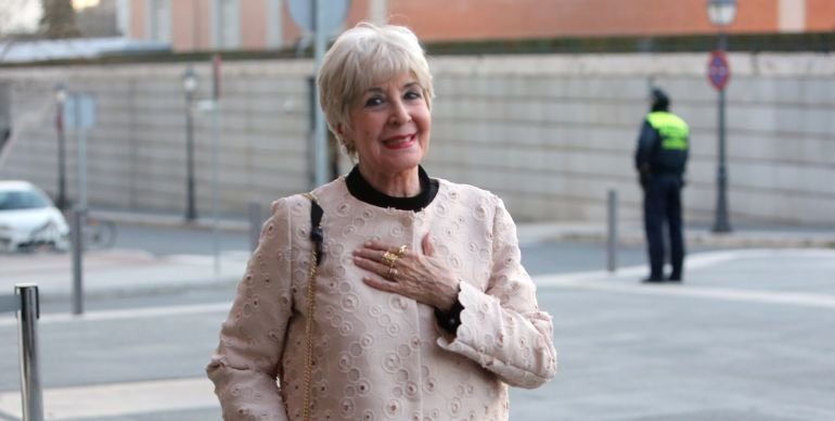FOTOGALERÍA | La intérprete vallisoletana ha anunciado su despedida de los escenarios. Mira las mejores imágenes de su vida.