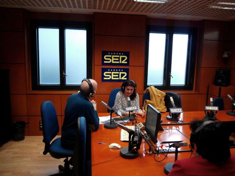 La directora de formación del Piquer, Cristina López, explica en Hoy por Hoy Zaragoza la plataforma PrevenGO.