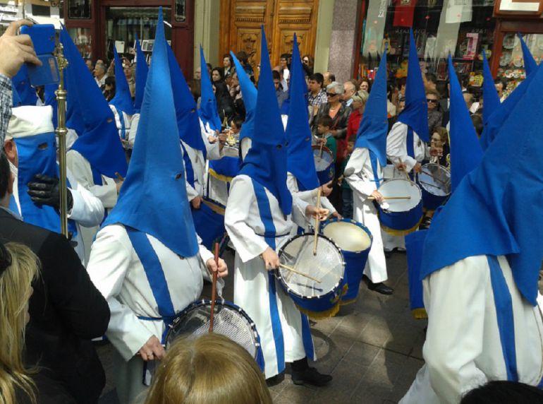 La Semana Santa de Zaragoza está reconocida como Fiesta de Interés Turístico Internacional