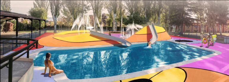 Las piscinas de verano de azuqueca de henares se for Piscina azuqueca de henares