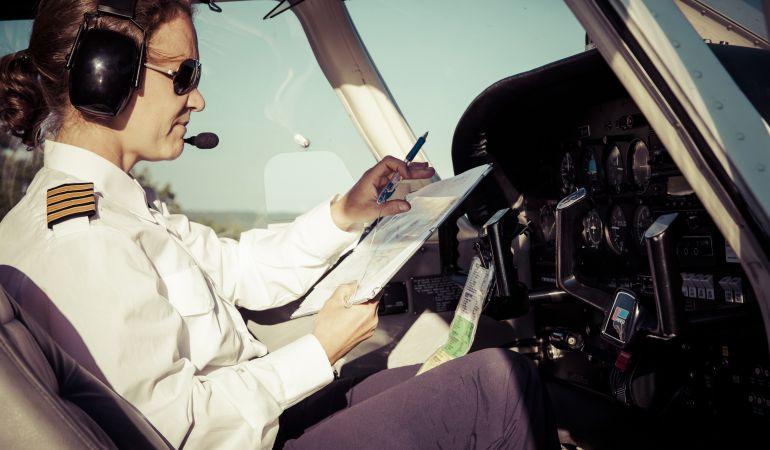 El sector aeronáutico sigue siendo tradicionalmente masculino