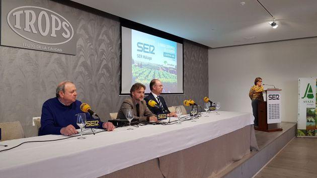 SER Málaga reúne al sector de los subtropicales para analizar su presente y futuro