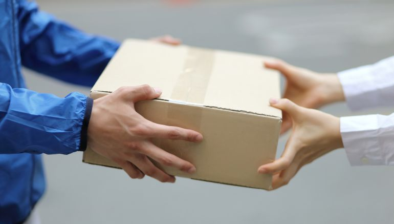 ¿Puedes recibir paquetes en el trabajo? En el Ayuntamiento de Vitoria, ya no