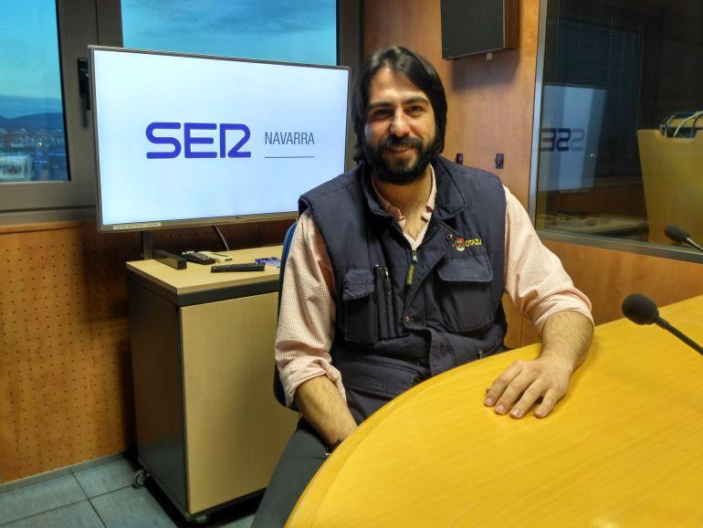 Guillermo Penso, director general de Bodega Otazu.