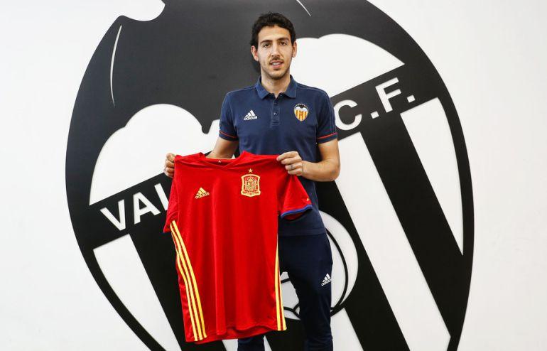 Camiseta Valencia CF Coquelin