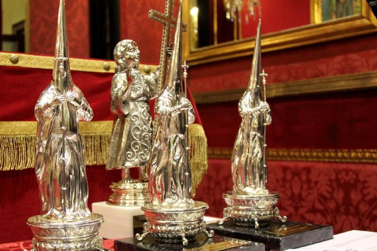 Los Premios Nazareno del Año, en esta edición, se concederán desde el Cuarto Real de Santo Domingo, a las 13.00 horas