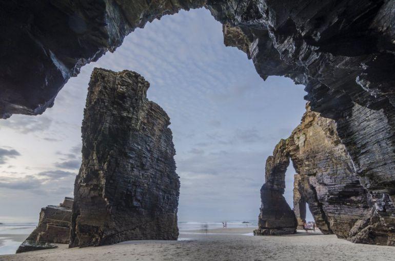 playa de las catedrales entradas xunta