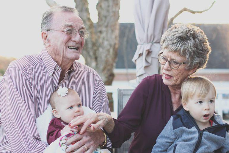 Pautas de alimentación para mayores