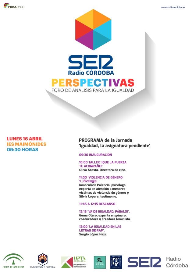 La nueva edición del Foro 'Perspectivas' aborda la coeducación
