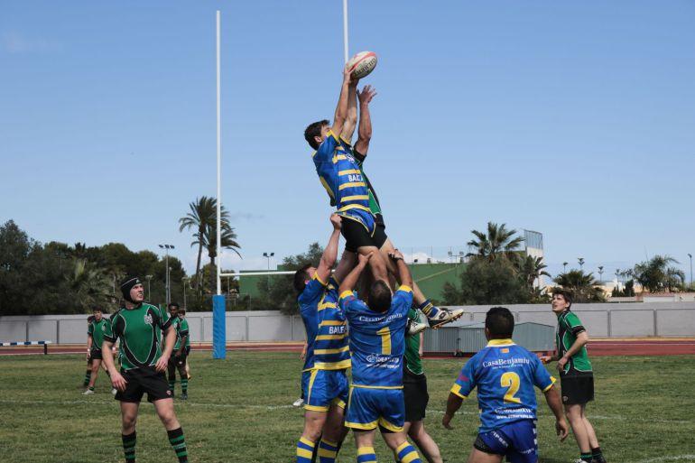 El Denia Rugby Club consigue su pase a la final