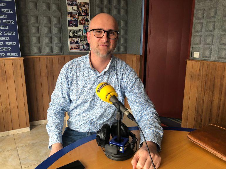 Juan Ballesteros, el director de Petit Cor.