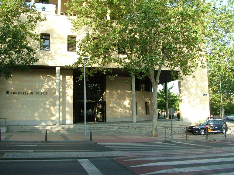 Comisaría de Policía Segovia