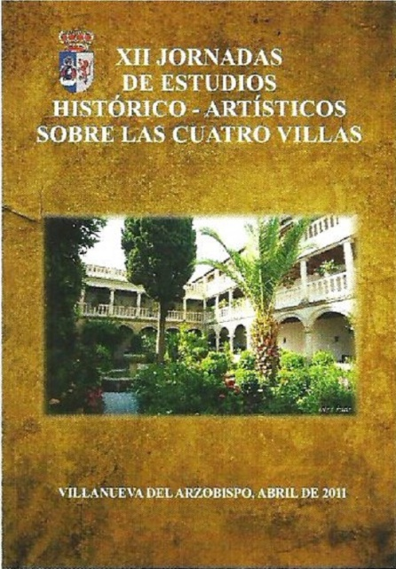 Ultimo libro publicado en 2015, con las jornadas celebradas en 2011