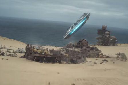 """Fuerteventura se cuela en el nuevo tráiler oficial de """"Han Solo"""""""