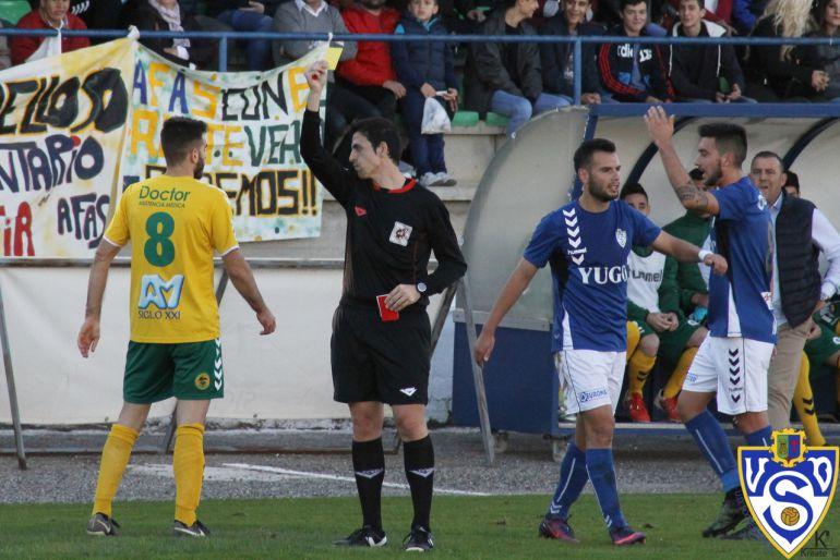Los sancionados en La Mancha para la siguiente jornada en Tercera División