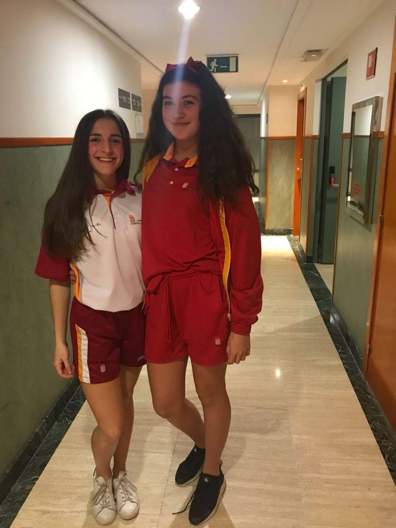 Valladolid acoge el Campeonato de España de selecciones autonómicas, dos bercianas del CV Ponferrada están disputando el torneo