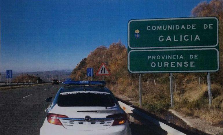 Las detenciones se practicaron en Ourense y Amoeiro