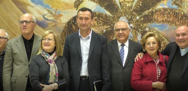 Despedida de Fernando García