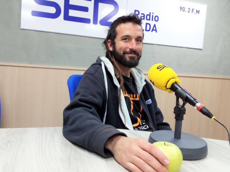 Feo Flip, prolífico artista urbano, en Radio Elda