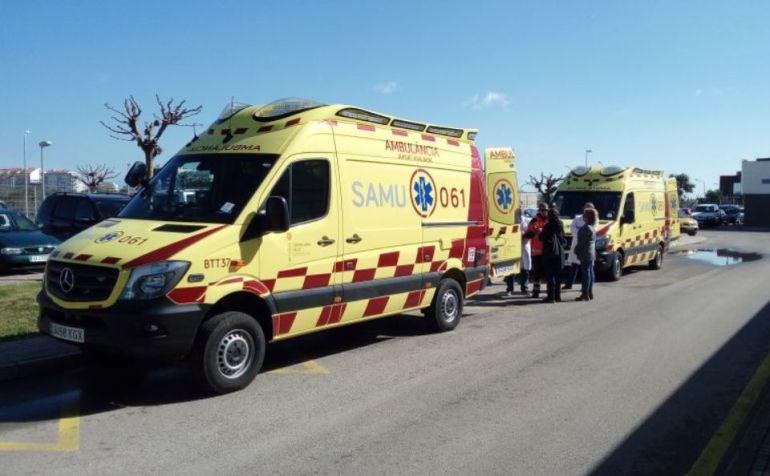 Siguen las dudas sobre la titulación de los técnicos de transporte sanitario de Balears.