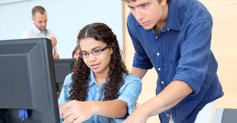 Los jóvenes podrán elegir entre cuatro itinerarios formativos