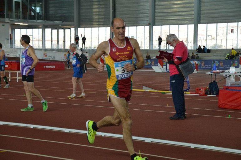 Rafael de Andrés se desplaza a tierras vizcaínas para participar en el Nacional de 10 kilómetros.