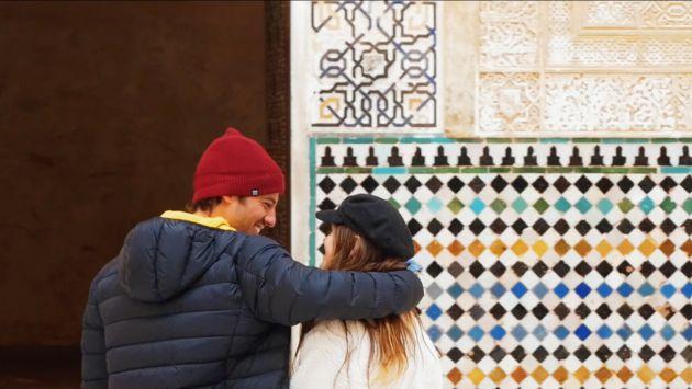 El vídeo promocional de Granada con más sabor... y más amor