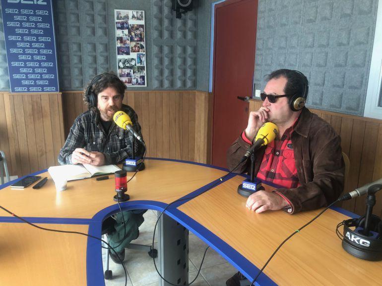 Alberto Ferrer y Jesús Turel