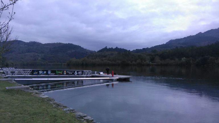 Campionato Galego de Piragüismo de Inverno para K-2 e C-2, en Barra de Miño, concello de Coles, este sábado 14 de abril. Máis de 400 palistas, participarán neste gran evento deportivo