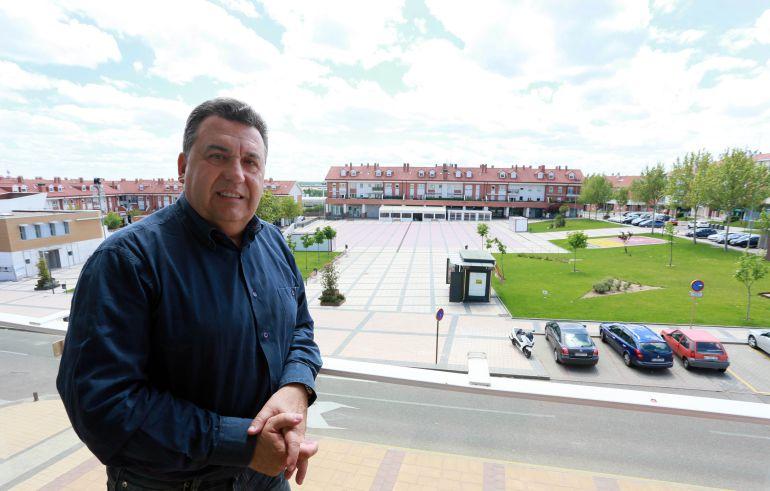 José Manuel Barrio, alcalde de Arroyo de la Encomienda