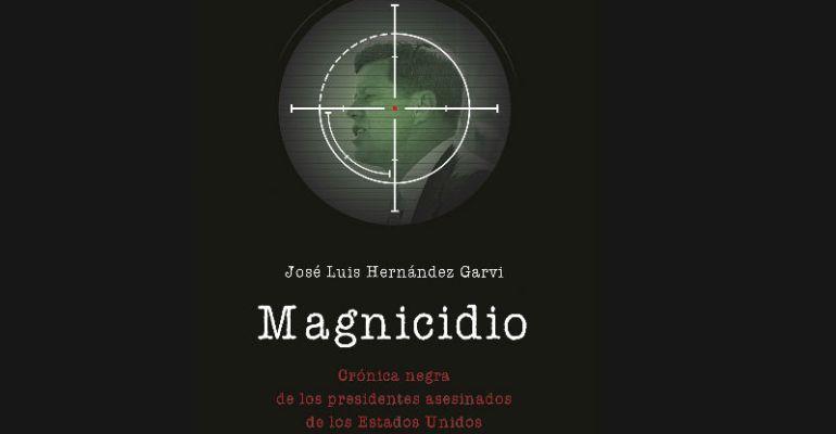 """Portada de """"Magnicidio"""""""