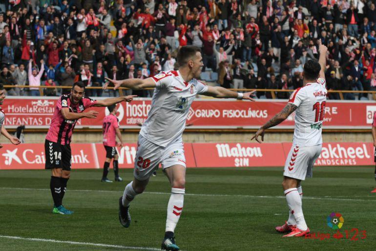Señé se reencontró con el gol