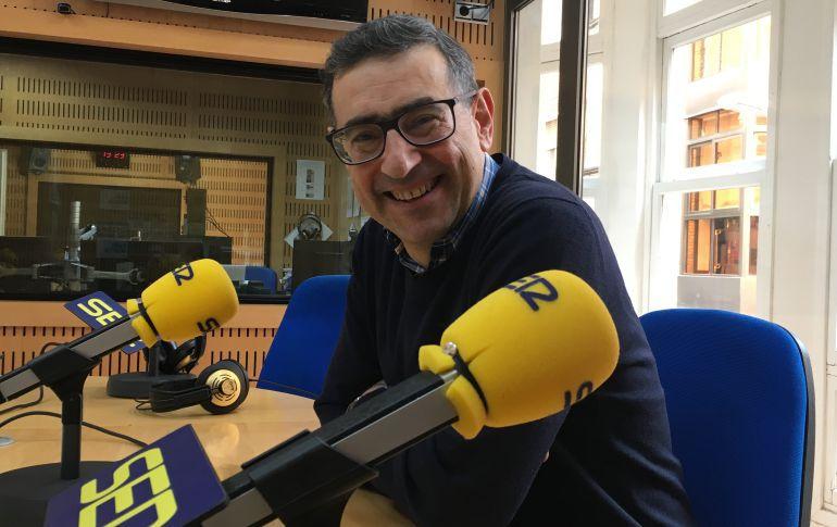 José Luján tomará posesión este próximo martes como Rector de la Universidad de Murcia.