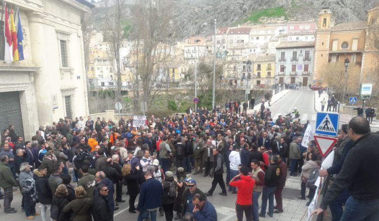 Concentración en Cuenca